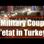 Military Coup D'état in Turkey